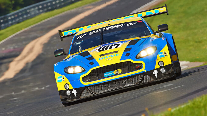 #7, Aston Martin Vantage GT3 , 24h-Rennen Nrburgring 2013