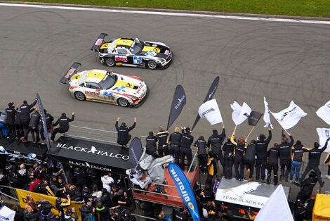 #9, Mercedes-Benz SLS AMG GT3 , 24h-Rennen Nürburgring 2013