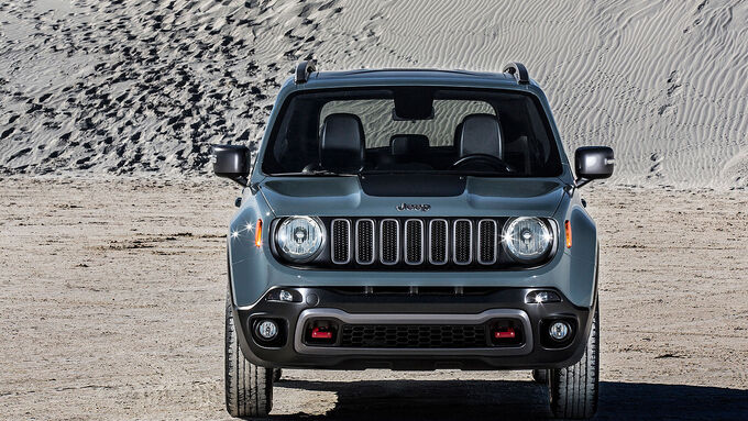 02/2014, Jeep Renegade, Trailhawk