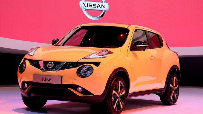 Nissan juke auf dem genfer autosalon design outlaw im for Nissan juke licht