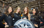 03/2015 Girls Autosalon Genf