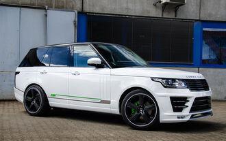 06/2014, Lumma Range Rover CLR SR