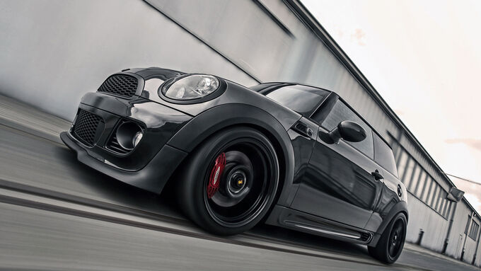 06/2015, OK-Chiptuning Mini John Cooper Works