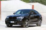 08/2014,  MANHART PERFORMANCE BMW X4 xDrive35d
