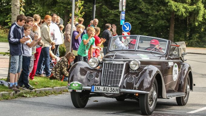 08/2014 - Sachsen Classic 2014, Highlights zweiter Tag, mokla 0814