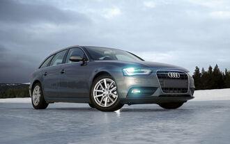 0814, Winter-Alufelgen, DEZENT TF silber Audi A4