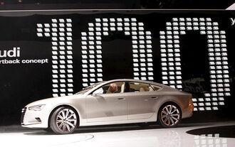 100 Jahre Audi