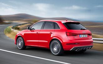 11/2014, Audi RS Q3 Facelift