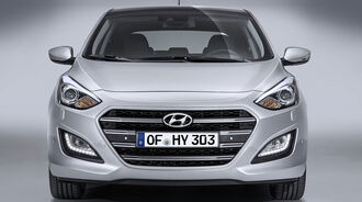 12/2014, Hyundai i30 Facelift i30 Turbo
