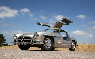 1955 Mercedes-Benz 300 SL 'Gullwing' Coupé