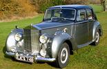 1955er Rolls-Royce Silver Dawn Saloon