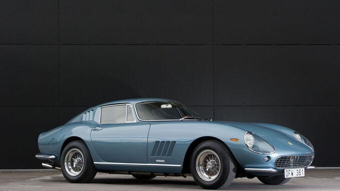 1965 Ferrari 275 GTB by Scaglietti.