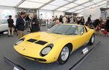 1972er Lamborghini Miura SV Coupé