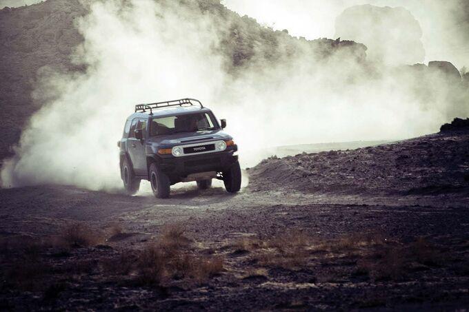 Popular What Blindspot Toyota Fj Cruiser Convertible