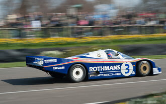 72nd GRRC Members Meeting in Goodwood
