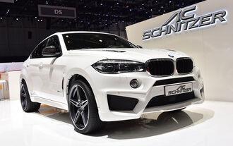 AC Schnitzer BMW X6 Motor Tuning
