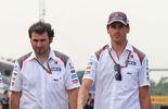 Adrian Sutil - Sauber - Formel 1 - GP Italien - 4. September 2014