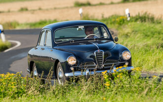Alfa Romeo 1900, Frontansicht