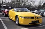 Alfa Romeo RZ - Techno Classica 2011 - Privatmarkt