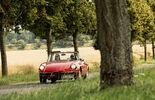 Alfa Spider 1750 Veloce, Frontansicht