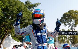 Formel E Argentinien 2015