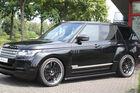 Aufgemotzte Range Rover