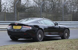 Aston Martin DB9 Muletto Erlkönig