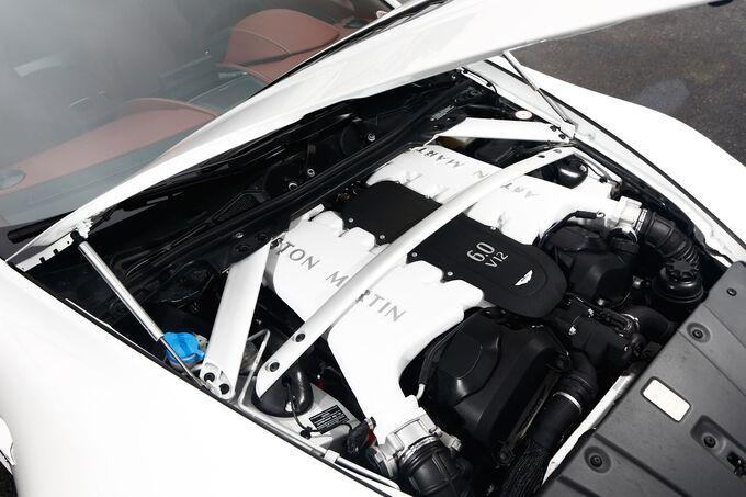 Aston Martin V12 Vantage S, Engine