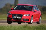 Audi A3 Sportback e-tron, Frontansicht
