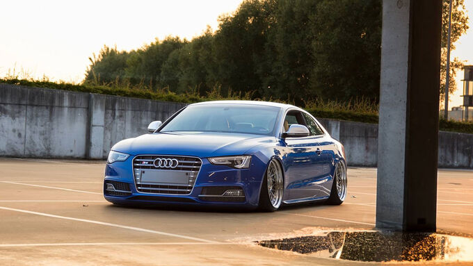 Audi A5 - Tuning - Essen Motor Show 2014 - Tuning-Xperience