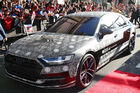 Audi A8 Teaser Spiderman