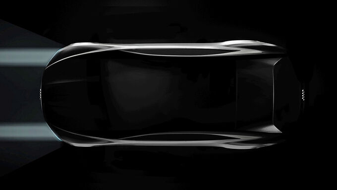 Audi A9 Showcar Silhouette L.A. Autoshow