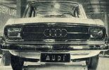 Audi, IAA 1965
