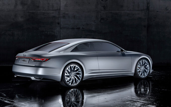 audi a9 prologue auf der l a autoshow auto motor und sport. Black Bedroom Furniture Sets. Home Design Ideas