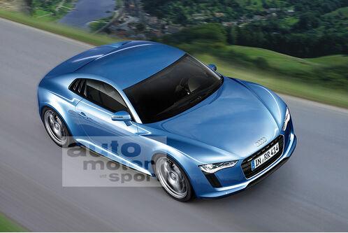 Audi R4, Audi S1, Audi A2