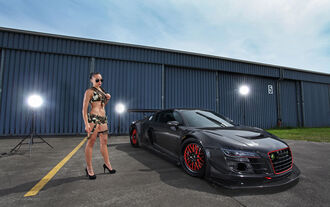 Audi R8 - Tuning - Recon MC8 - mcchip-dkr - Potter Rich