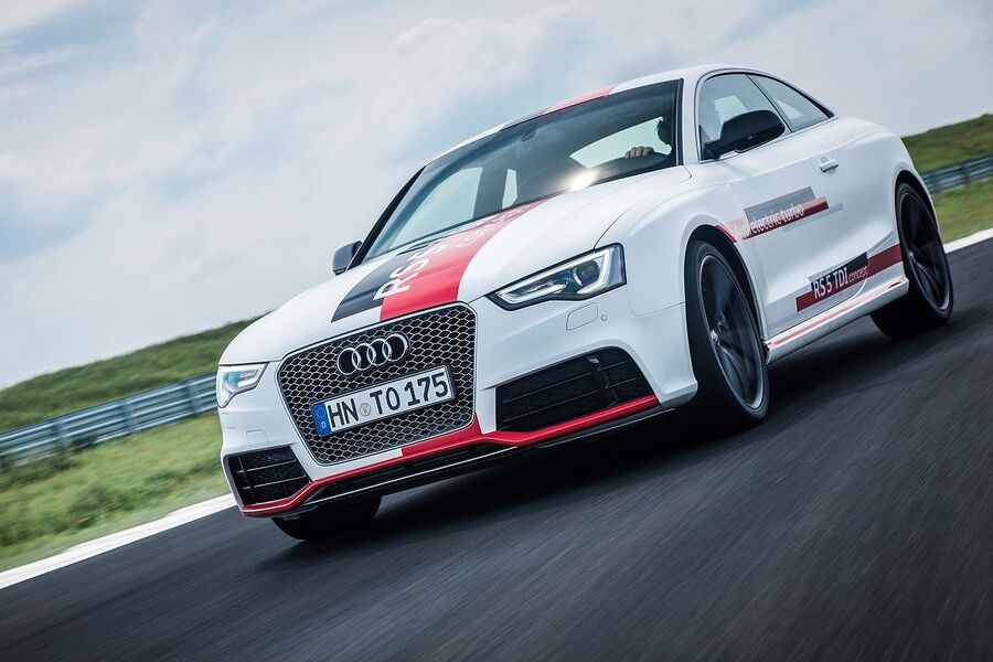 Фото | Audi RS5 TDI Concept 2014 года