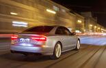 Audi S8 Plus 4.0 TFSI Quattro, Heckansicht