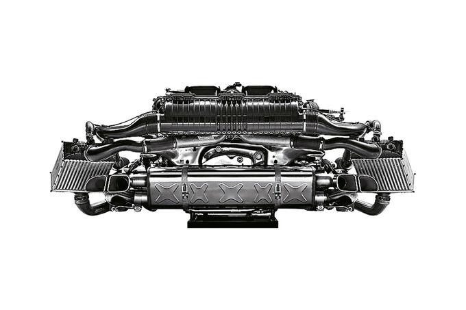 Aufladungskonzepte, SPA 10/15, Porsche 911 Turbo