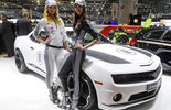 Autosalon Genf, Girls, Hostessen