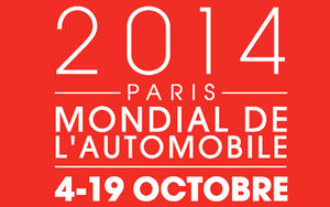 Autosalon Paris 2014 Logo