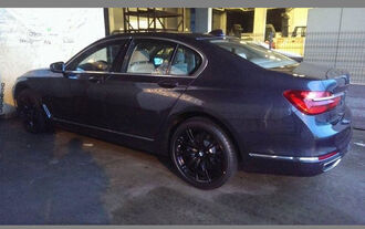 BMW 7er leaked