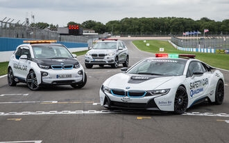 BMW - Formel E - Safety-Car Medical Car 2015