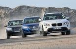 BMW X1 xDrive 20d, Land Rover Freelander TD4 E, VW Tiguan 2.0 TDI CR 4Motion Sport  Style