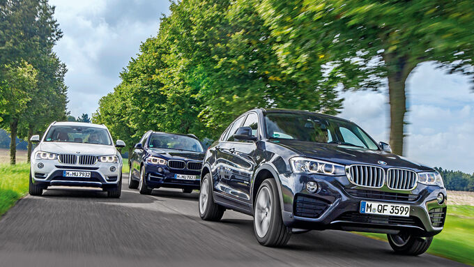 bmw x4 xdrive 35i tests auto motor und sport. Black Bedroom Furniture Sets. Home Design Ideas