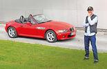 BMW Z3, Seitenansicht, Michael Orth