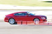 Bentley Continental GT V8, Seitenansicht