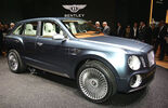 Bentley EXP 9 F Auto-Salon Genf 2012