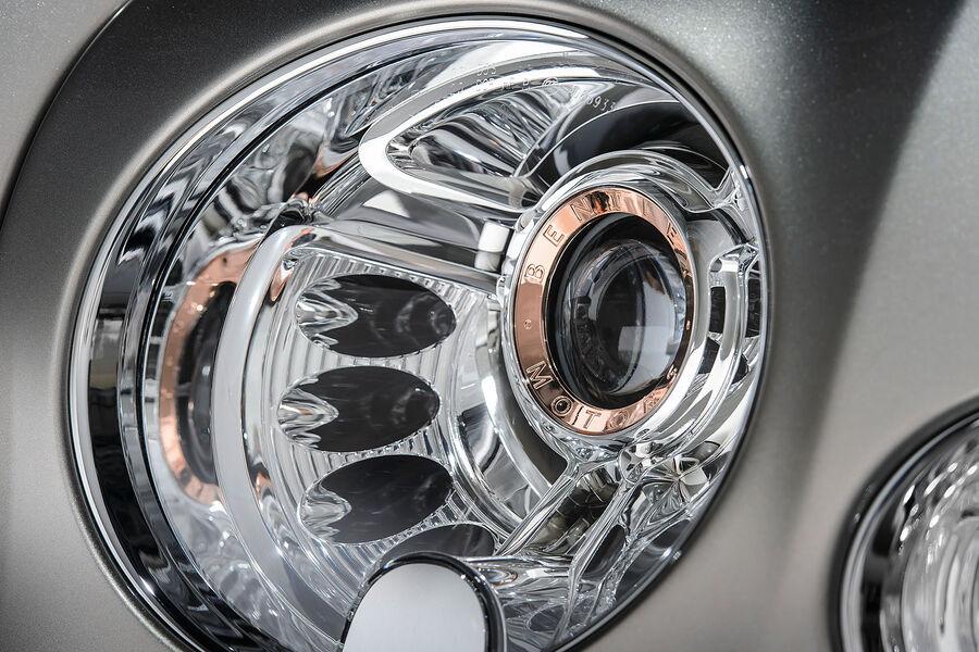 Фары Bentley Mulsanne Hybrid Concept