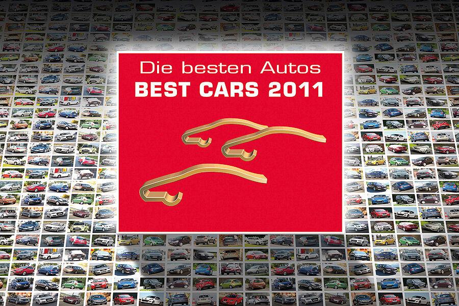 die besten autos 2011 das sind die sieger der leserwahl auto motor und sport. Black Bedroom Furniture Sets. Home Design Ideas